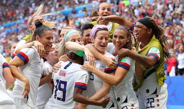Американки обыграли Нидерланды и в 4-й раз стали чемпионами мира
