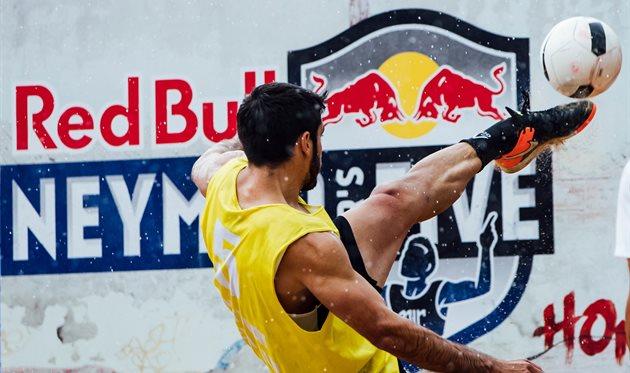 Мировой Финал Red Bull Neymar Jr's Five в Бразилии — онлайн трансляция