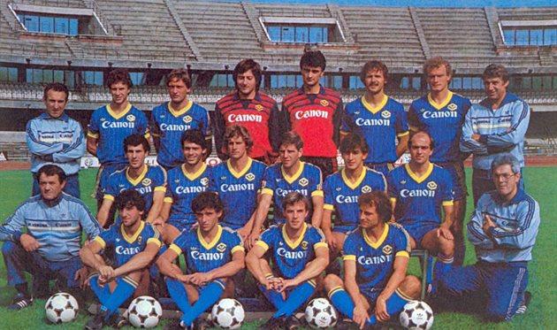 1986/ 87 наполи ювентус марадона против платини