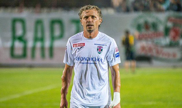 Андрей Корнев, фото ФК Оболонь-Бровар