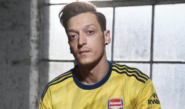 Месут Озил, фото ФК Арсенал