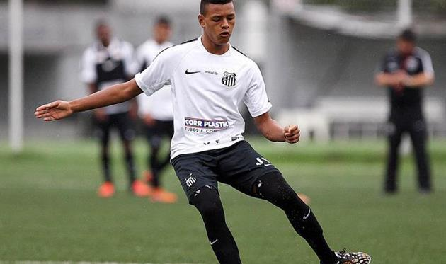 Тайлсон, Santos FC