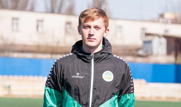 Денис Долинский, фото ФК Нива-В