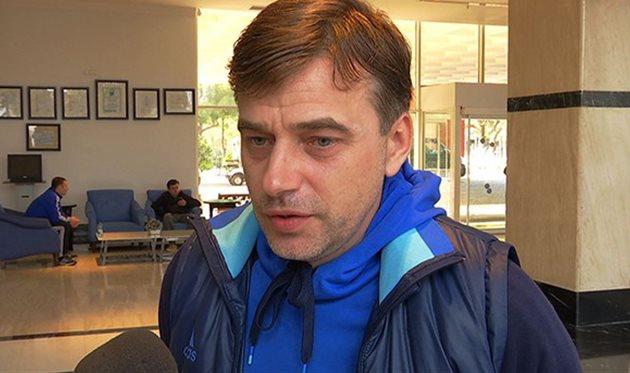 Сергей Мохник, fcdynamo.kiev.ua