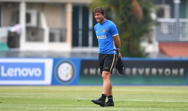 Антонио Конте, фото ФК Интер