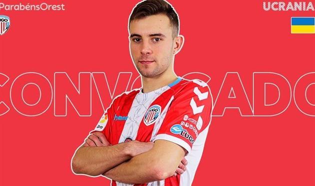 Орест Лебеденко, FC Lugo
