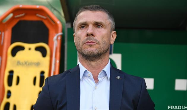 Сергей Ребров, ФК Ференцварош