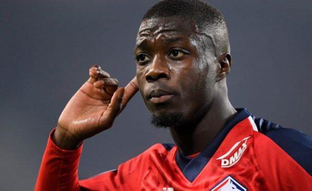 Арсенал согласовал трансфер Николя Пепе за72 млн фунтов