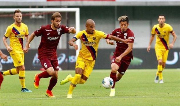 ФОТО: BARCELONA FC