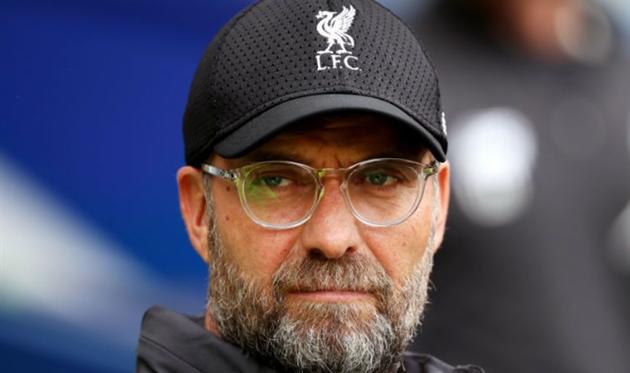 Юрген Клопп, photo Liverpool FC