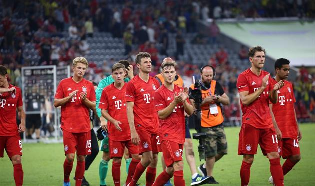 Бавария манчестер сити финал ауди