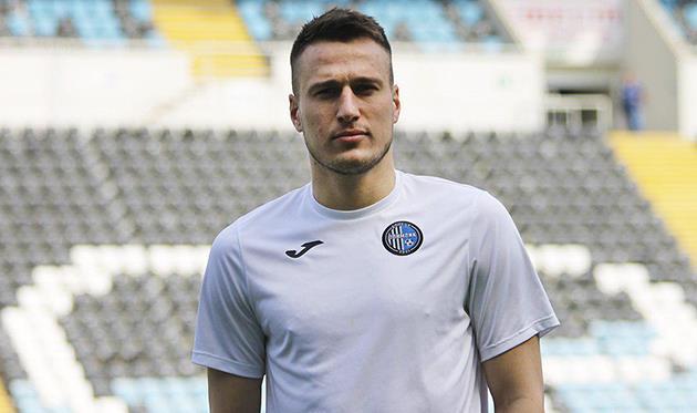 Йосип Вукович, фото ФК Олимпик