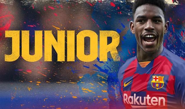 Хуниор Фирпо, FC Barcelona