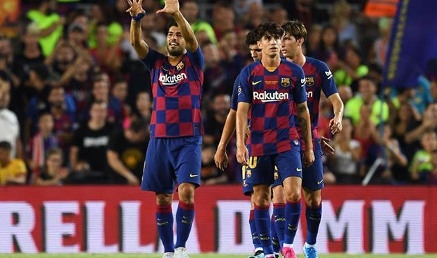 Барселона, Getty Images