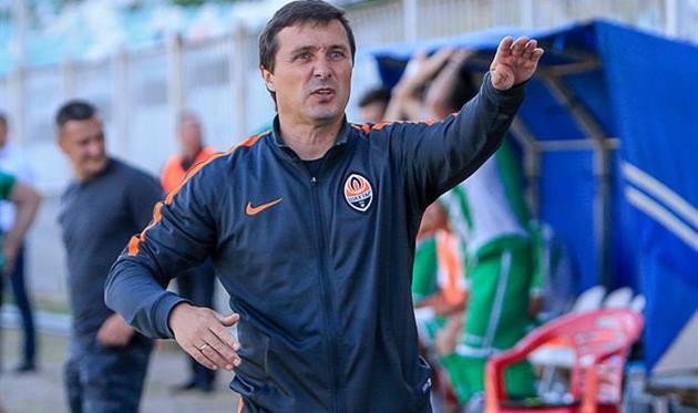 Леонов покинул Арсенал-Киев и вернется к работе в академии Шахтера