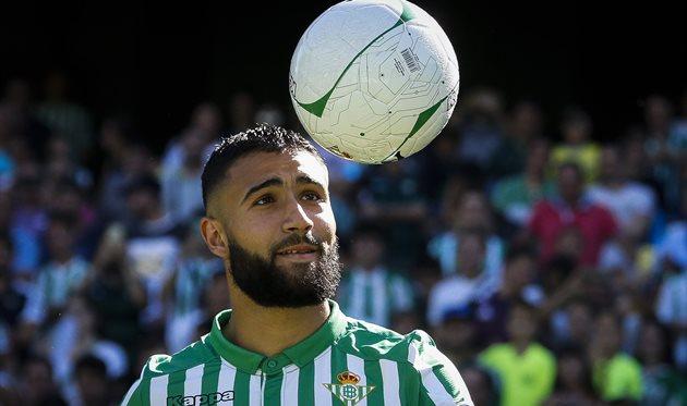 Набиль Фекир, Real Betis Balompié