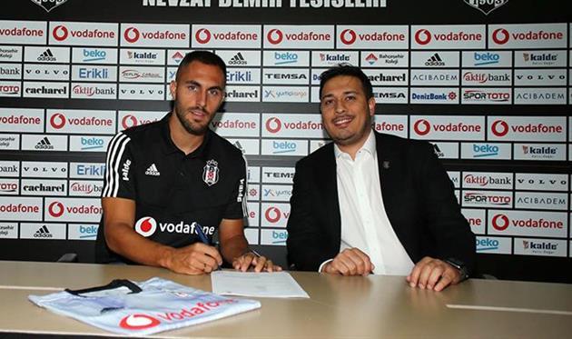 Виктор Руис, Beşiktaş JK