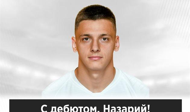 Назарий Русин, фото Заря