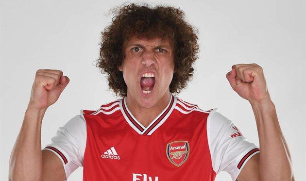 Давид Луис, photo Arsenal FC