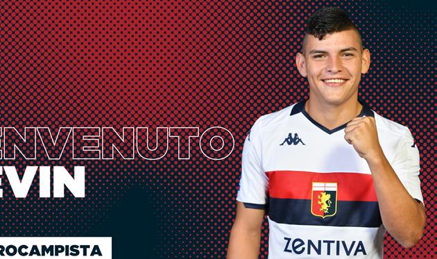 Кевин Агудело, Genoa FC