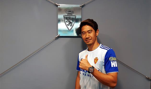 Синдзи Кагава, Real Zaragoza