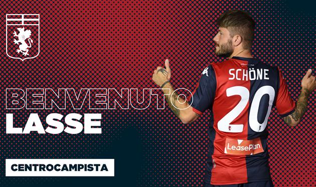 Лассе Шене, Genoa CFC