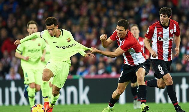 Атлетик и Барселона стартуют в пятницу, Getty Images