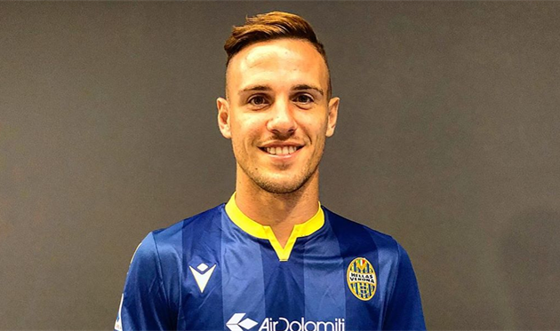 Валерио Верре, Hellas Verona FC
