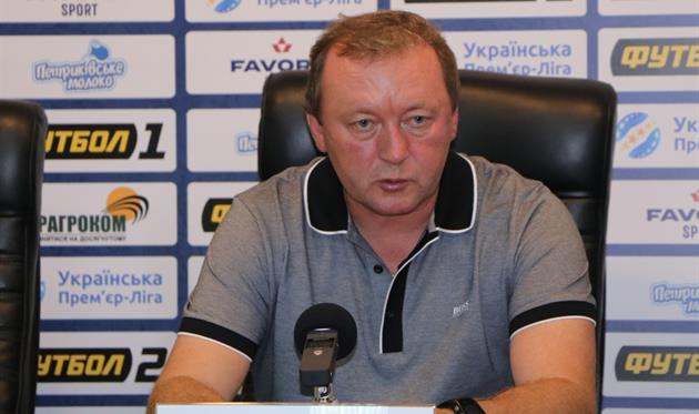 Владимир Шаран, фото: ФК Александрия