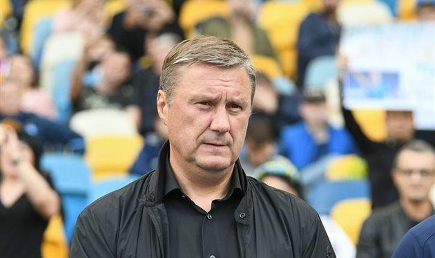 Александр Хацкевич,фото: ФК Динамо