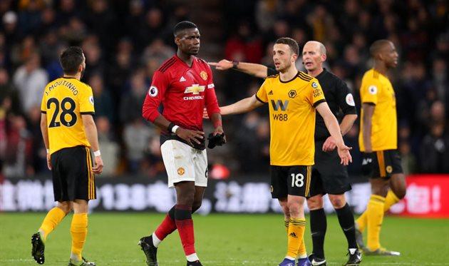 Вулверхэмптон - Манчестер Юнайтед, Getty Images