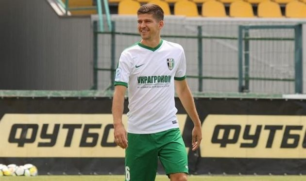 Кирилл Ковалец, фото УПЛ