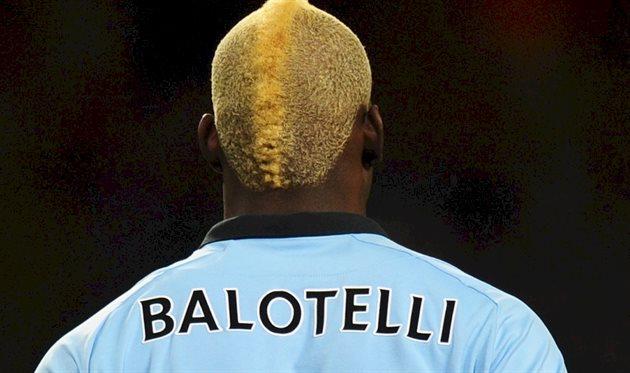 Марио Балотелли, ФК Манчестер Сити