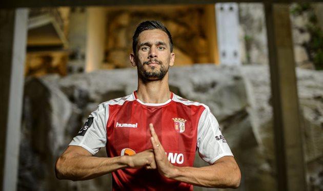 Руи Фонте, SC Braga