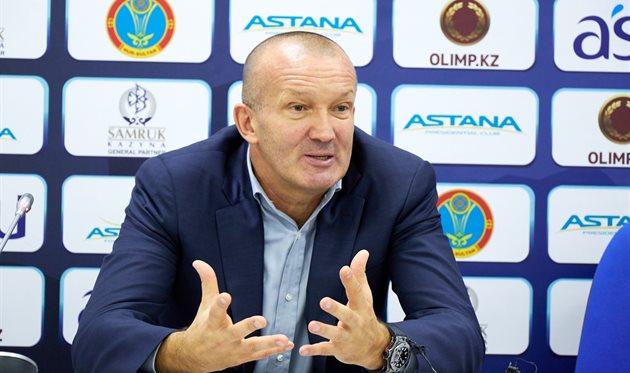 Роман Григорчук, фото ФК Астана