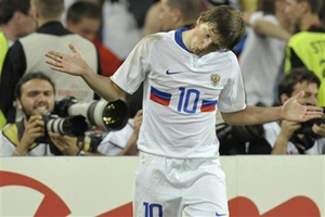 Андрей Аршавин, фото AP
