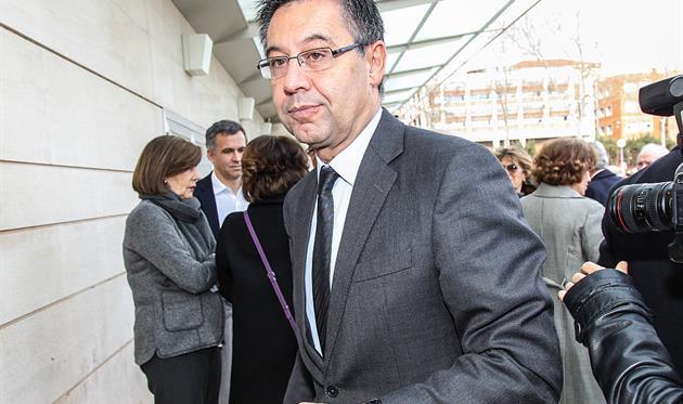 Бартомеу: Барселона не будет возвращаться к Неймару зимой