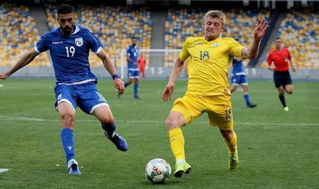 Олег Кожушко (справа), фото: УАФ
