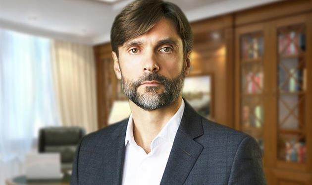 Алексей Антонов, фото ФК Олимпик