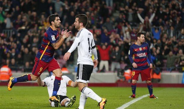 Барселона — Валенсия. Накануне