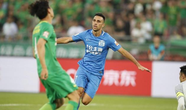 Эран Захави, photo Guangzhou R&F F.C.