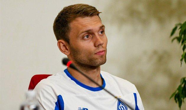Александр Караваев, t.me/DynamoKyiv