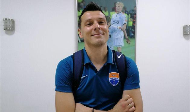РУСТАМ ХУДЖАМОВ, ФОТО: Football.ua