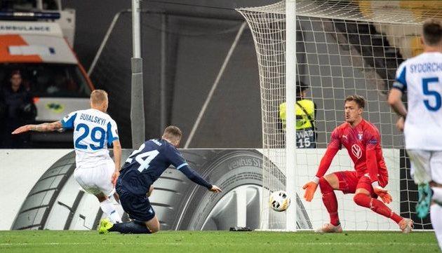 Динамо — Мальме, FotbollDirekt.se