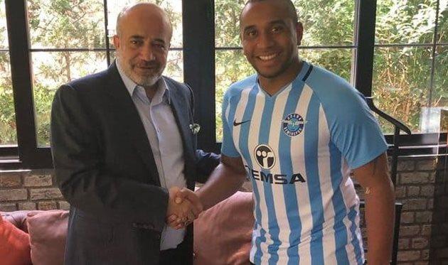Андерсон (справа), photo Adana Demirspor