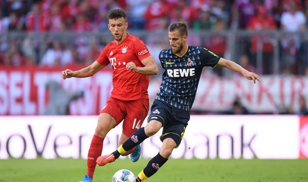 Бавария кельн футбол