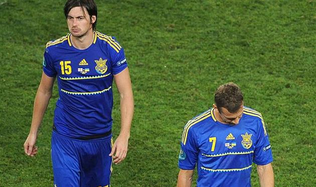 Милевский и Шевченко, getty images