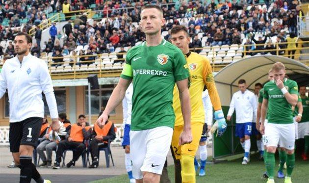 Владимир Чеснаков, фото ФК Ворскла