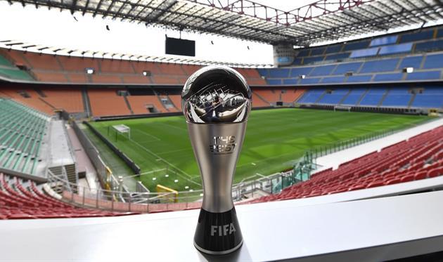 Церемония ФИФА The Best: как это было