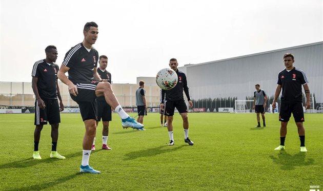 Криштиану Роналду, photo Juventus FC